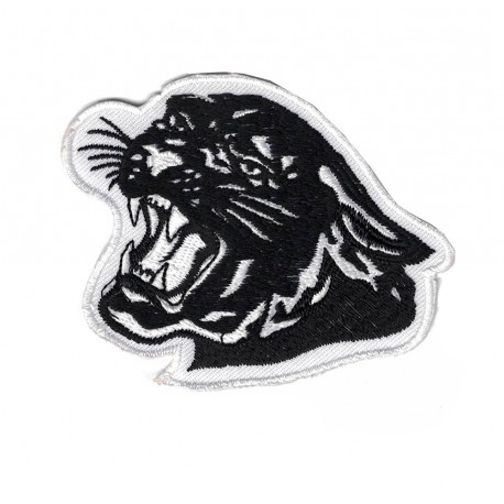 PANTER 2 pcs embroidered/badge patches L 8 x H 6,5 cm