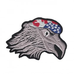 EAGLE USA embroidered/badge patches L 9 cm H 6,5 cm