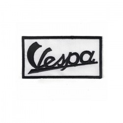 "Vespa embroidered/badge patches ""B 60 mm L 100 mm"